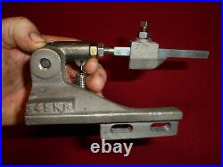 Waterloo Boy & Contract Engines Hit & Miss Gas Engine Webster Magneto Trip 345K8