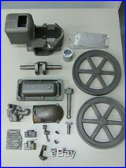 Waterloo/John Deere Type E 1-1/2 HP casting kit