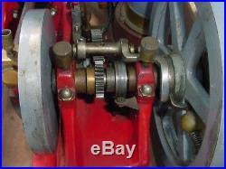 Watkins Model Sidecrank Hit Miss Gas Engine