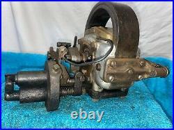 Webster JZ 4 HOT Magneto & Mag Bracket Hit Miss Gas Engine Tractor Antique