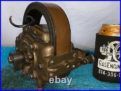 Webster Type JZ 2 BRASS Podlesak HOT Magneto Hit Miss Gas Engine Tractor JZ2