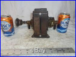 Webtser Electric generator or friction drive dynomo for Hit Miss Gas Engine