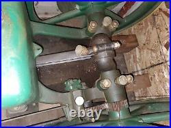Witte Antique Gas Engine / Hit & Miss Engine 6-10 HP