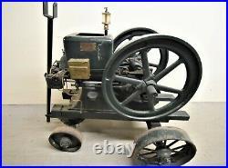 Witte Engine Works Hit & Miss 5hp Engine