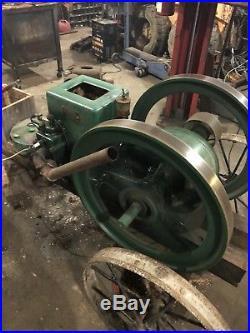 Witte Gas Hit & Miss Engine 4 HP