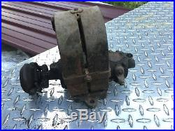 Wizard gas engine generator auto sparker dyno type R1 No. 89985 hit & miss